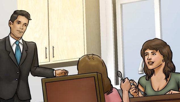 Storyboard La Comer